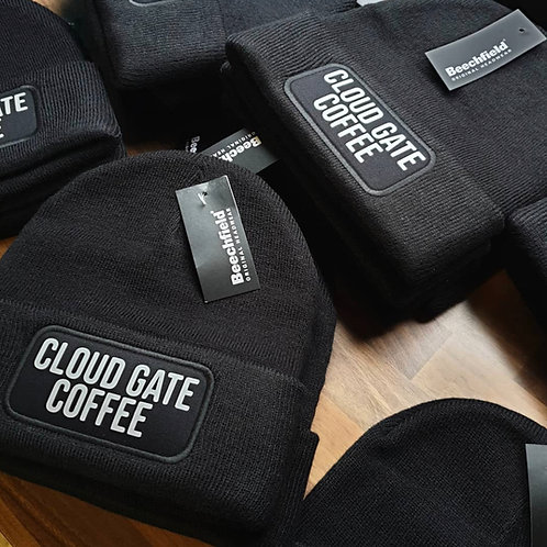 Cloud Gate Coffee Beanie Hat