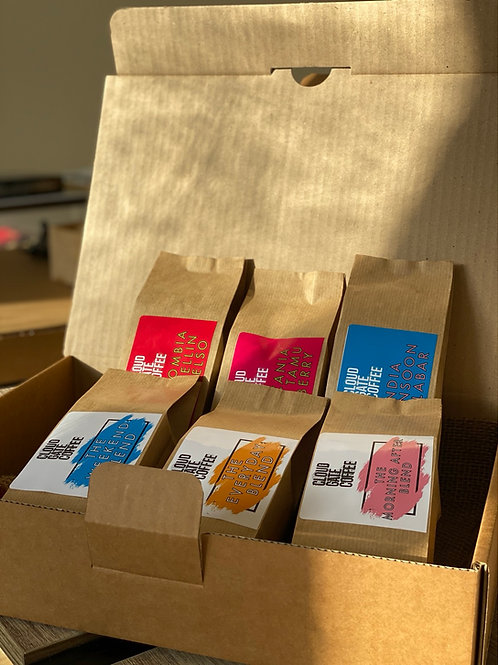 Selection Pack: Cloud Gate Coffee Favourites