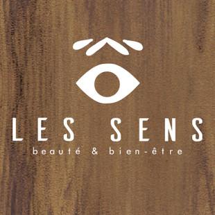 Logo Les Sens - design graphique