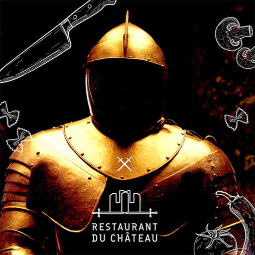 Flyer Restaurant du Château