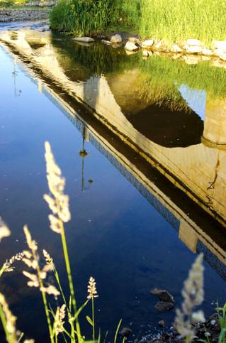 Bords de Loire à Montrond les bains Organisation de séminaire dans la Plaine du Forez par ESPACE PRO 42 Loire