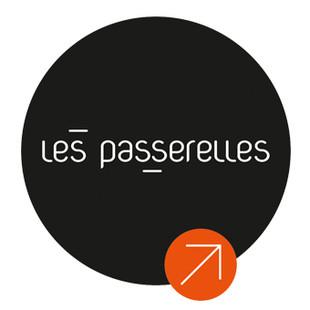 Les Passerelles - identité visuelle - Carte de lecteur médiathèque