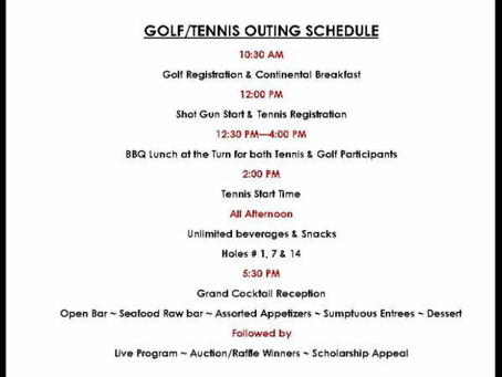 Knox School 10th Annual Golf & Tennis Outing