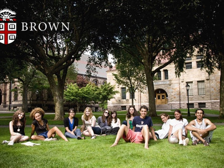 Pre-College Programs at Brown University: Summer 2016