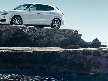 Levante - The Maserati of SUV's is Here