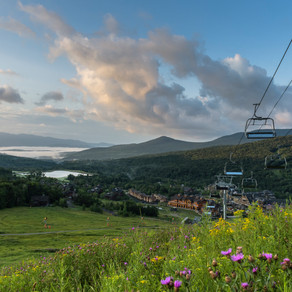 SPRUCE PEAK AT STOWE MOUNTAIN RESORT, MORE THAN A WINTER HAVEN