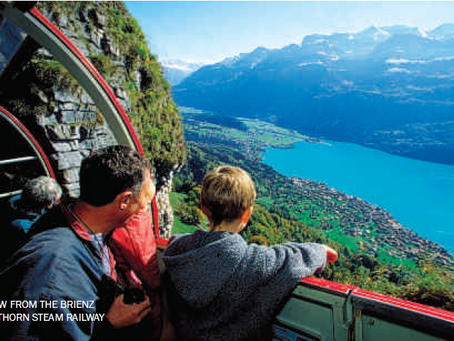 LOOKING FOR EUROPEAN ADVENTURE? GET ON TRACK WITH A EURAIL PASS BY JAYNE CLARK