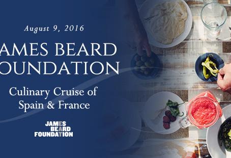 Windstar/James Beard Foundation Culinary Cruises