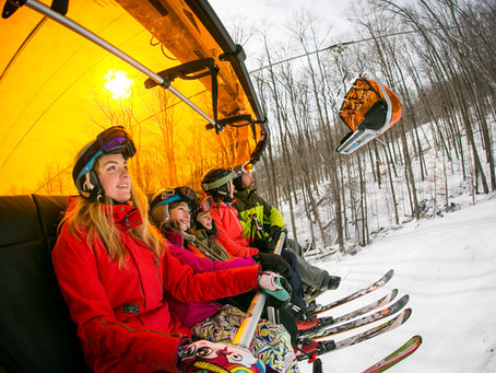 Vermont Lift-Off