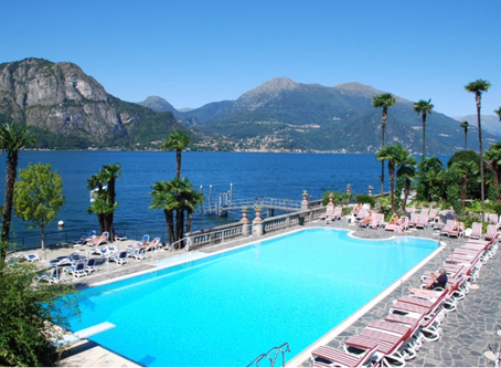 A Lake Como Love Affair: Grand Hotel Villa Serbelloni