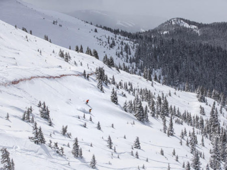 What's New in Colorado Ski Country
