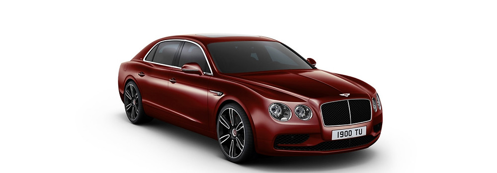 Bentley V8 Spur