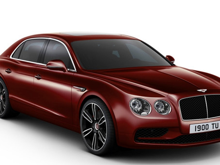 Bentley Greenwich Introduces the Flying V8 Spur