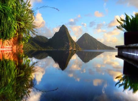 Jade Mountain - St. Lucia