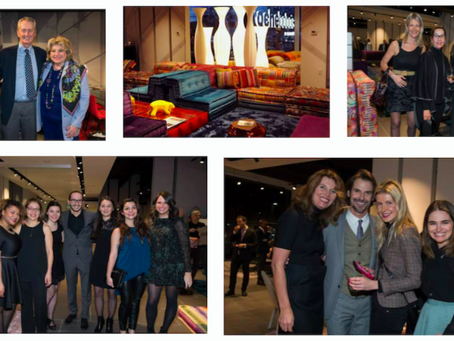 Roche Bobois and HudsonMOD Host Paramus, NJ Grand Opening Event