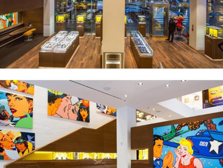Breitling Boutique New York Flagship Opens in New Location