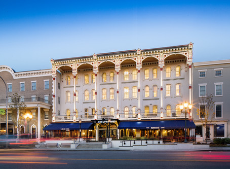 The Adelphi Hotel, Saratoga Springs