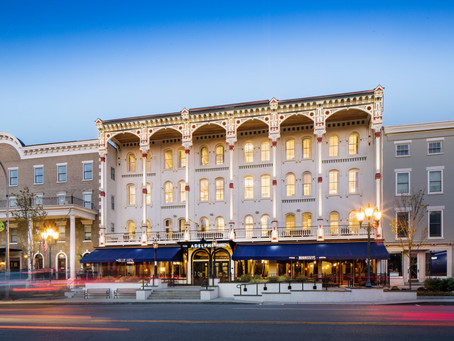 The Adelphi Hotel, Saratoga Springs