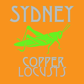 Sydney Copper Locusts