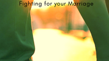 Lessons in Fighting (for your Marriage) Week 2