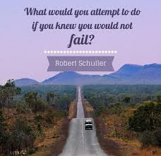 Failure- not an option!