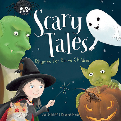 Scary Tales – Rhymes for Brave Children