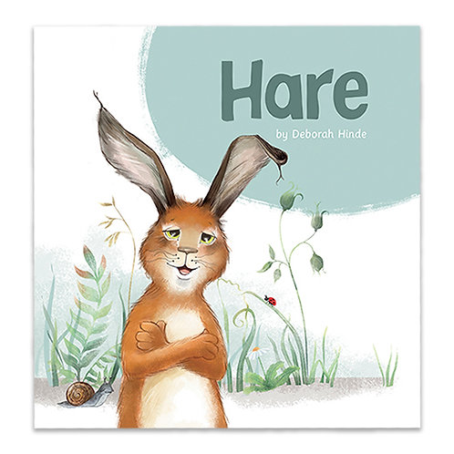 Hare - soft cover
