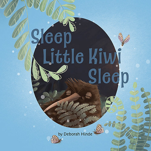 Sleep Little Kiwi, Sleep