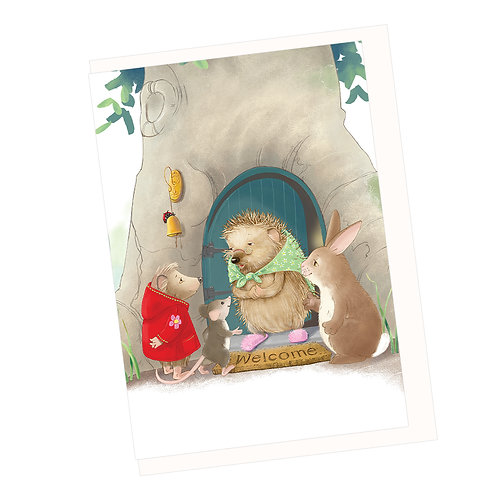 Hollybee Hope 3 Greeting Card Pack