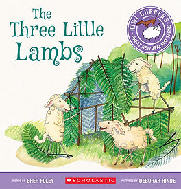The Three Little Lambs