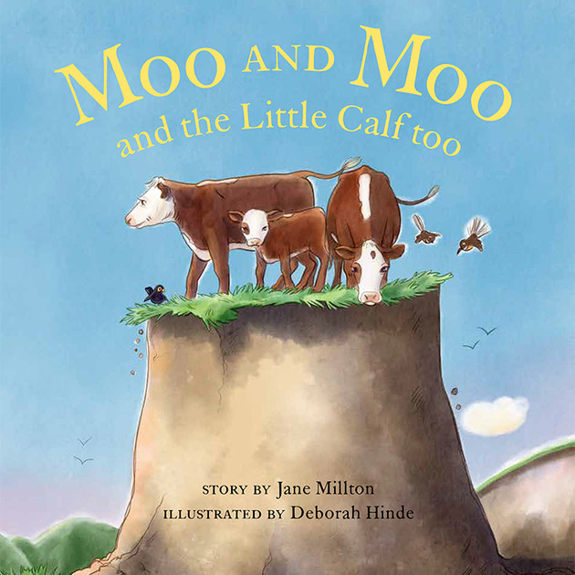 Moo and Moo and the Little Calf too