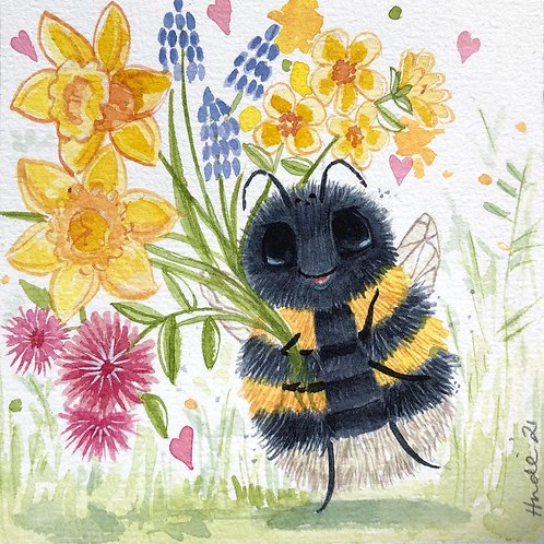Spring Bumblebee