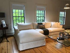 South Natick Living Room