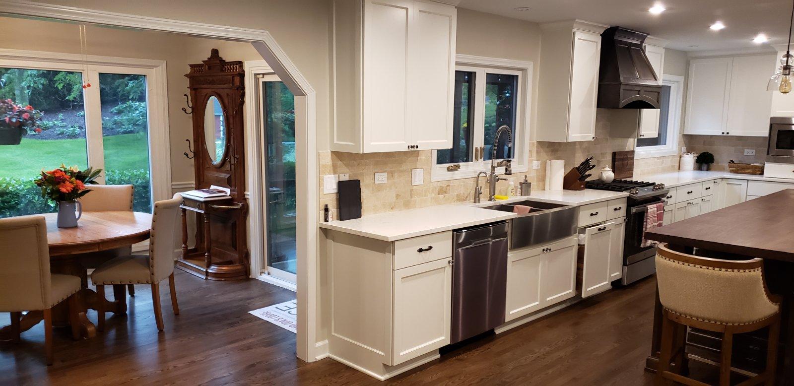 Barrington - Kitchen remodeling