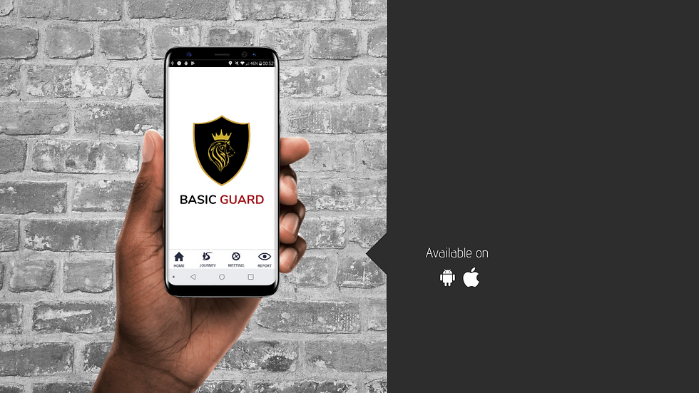 BasicGuard - A new generation of personal safety