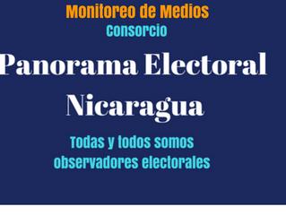 Panorama Electoral/Monitoreo de medios del 24 de abril al 05 de mayo