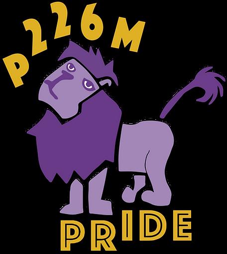 P226M Pride Lion Logo