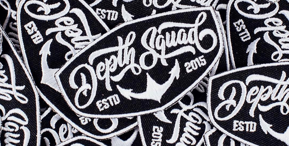 Depth Squad Deep Anchor Patch (No Velcro)