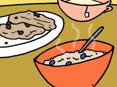 Foods That Help Produce Breast Milk