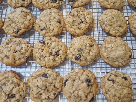 What is an Oatmeal Raisin Lactation Cookie?