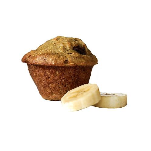 Banana and Chocolate Chip Muffins