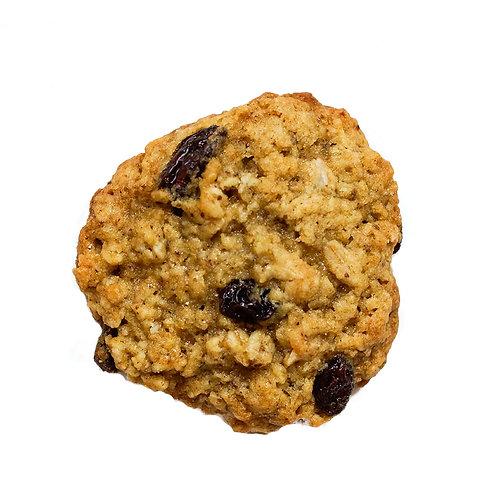 12 Oatmeal Raisin Cookies