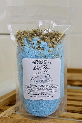 Coconut - Chamomile Bath Fizz