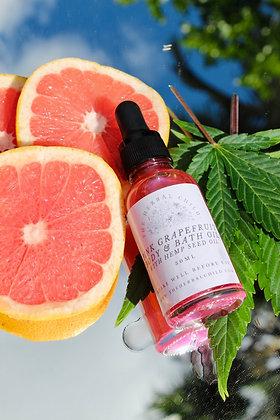 Pink Grapefruit Body Oil