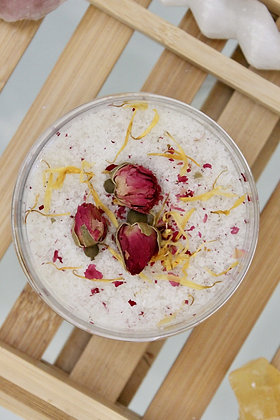 Rose Hemp Bath Salts