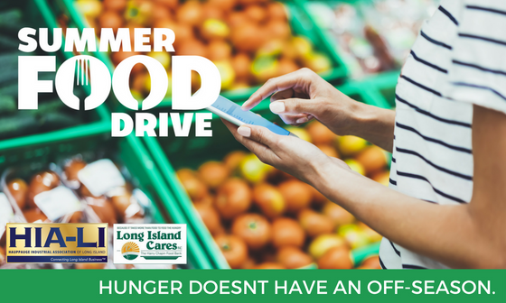 SUMMER FOOD DRIVE IS AT THE HALFWAY MARK!