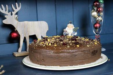 Hoho rum cake