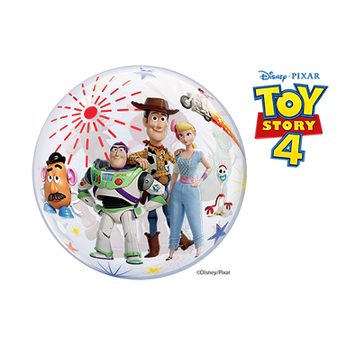 Toy Story 4 Bubble 22inch balloon
