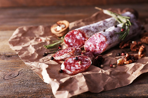 Salame lardellato (Circa 500 gr)