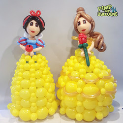 Balloon Princesses